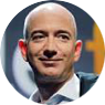 JEFF BEZOS Founder and CEO of